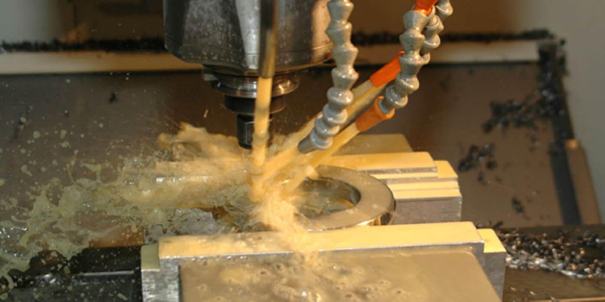 calder machine, cnc machining
